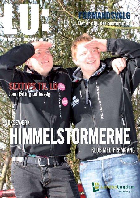 SEXTlPS TlL LU FORMANDSVALG - Danmarks Landboungdom