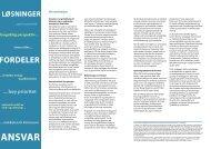 Laste ned erklæringen (PDF) - Joint Norwegian-German Declaration