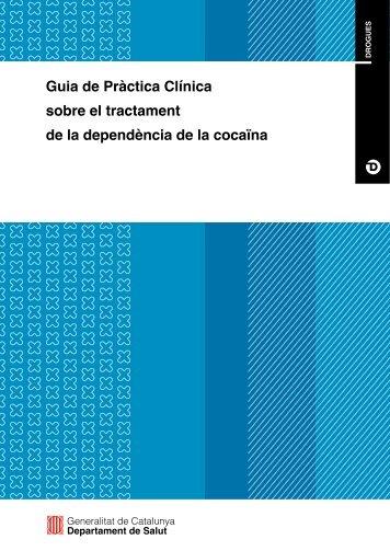 Guia de Pràctica Clínica sobre el tractament de la dependència de ...