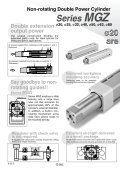 MGZ Double Power Cylinder - Page 2