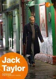 Jack Taylor - ZDF Presseportal