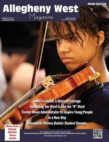 July 2012 - Allegheny West Magazine
