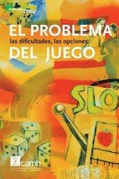 EL PROBLEMA DEL JUEGO - ProblemGambling.ca