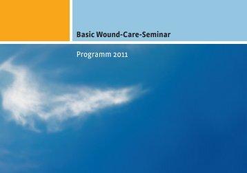 Programm 2011 Basic Wound-Care-Seminar - Coloplast