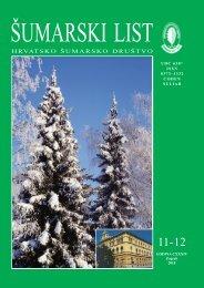 PDF - Åumarski list - HÅD