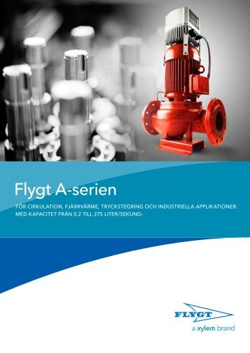 Flygt A-serien.pdf - Water Solutions