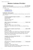 130-9-DOCBD Resource Dir-title - Family and Consumer Science ... - Page 6