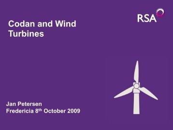 Codan and RSA