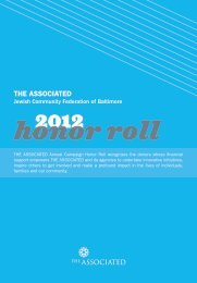 honor roll - The Associated