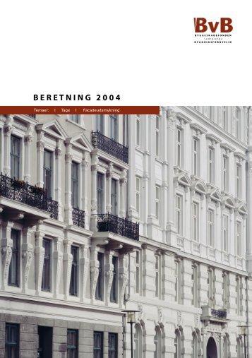 Download BvB's årsberetning 2004 (30 sider, pdf 1.583 KB)