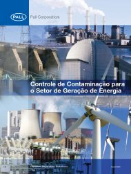 FC Power Gen BROCHURE BR_PowerGen - Pall Corporation