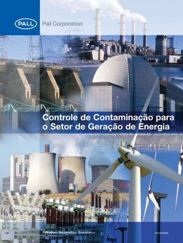 FC Power Gen BROCHURE BR_PowerGen - Pall Corporation