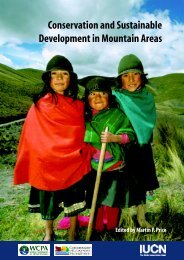 Conservation and Sustainable Development in ... - Active Remedy