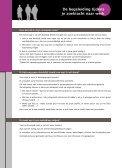 Gedaan met studeren? Plan je toekomst! - Actiris - Page 6