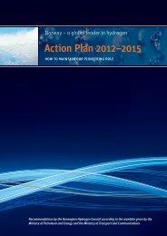 Action Plan 2012–2015