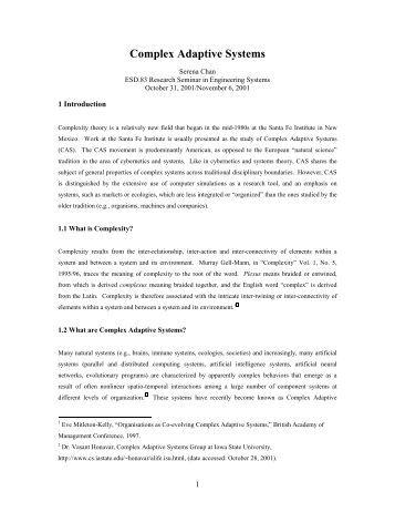 Simplicity essay