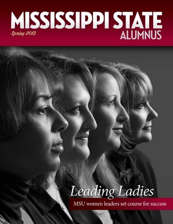 Leading Ladies - Mississippi State University