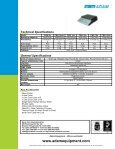 Adam Equipment Product Brochure - Nova-Tech International, Inc - Page 2