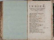 Page 1 I N D I C E . Le lettere p. F. I. It. L. S. 'I'.{ėgniņeemo poem ...