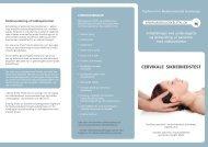 cervikale sikkerhedstest - Fagforum for Muskuloskeletal Fysioterapi