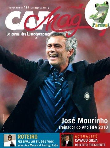 José Mourinho - Sapo