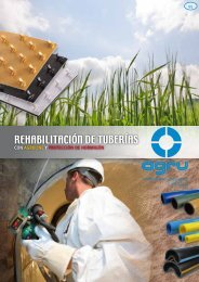 Rehabilitación de Tuberías (Rehabilitation) - Qsi