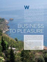Valhalla - Summer 2010 - Business to Pleasure - Viking Yachts