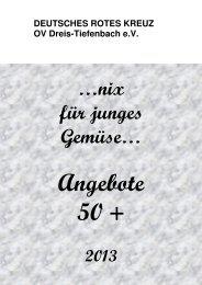 Anmeldung - DRK-Kreisverband Siegen-Wittgenstein