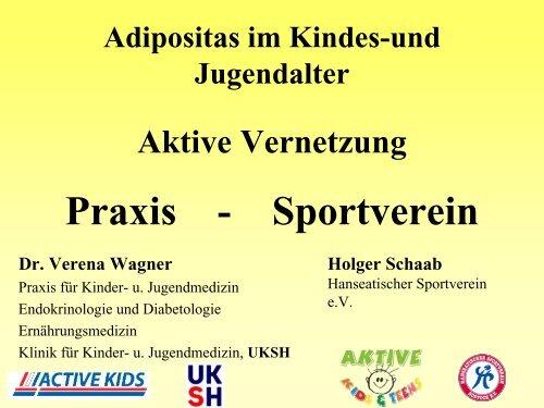 Praxis - Sportverein - Adipositas MV