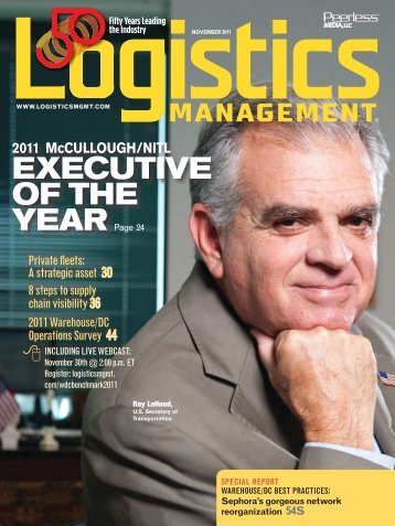 Logistics Management - November 2011