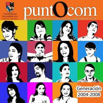 Generación 2004-2008 Generación 2004-2008 - Universidad ...