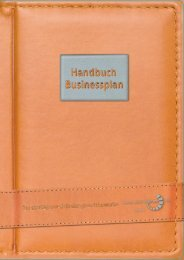 start2grow Handbuch Businessplan (pdf)