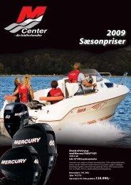 din bådforhandler 2009 Sæsonpriser - mercurymarine.dk