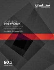 LIDERAZGO ESTRATÉGICO - Universidad Adolfo Ibañez