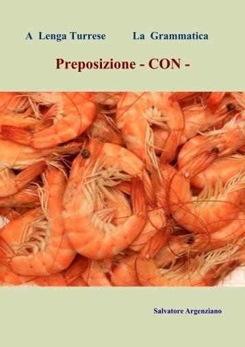 Preposizione - CON - - Vesuvioweb