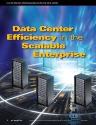 Data Center Efficiency in the Scalable Enterprise - Dell