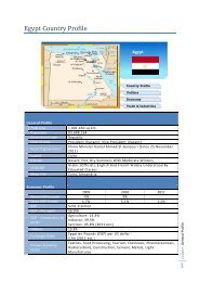 Egypt - Directorate General for National Export Development