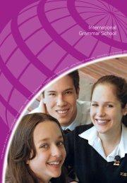 Untitled - International Grammar School