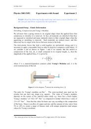 Determination of the radius of curvature of a convex surface using a ...