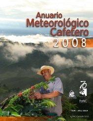 Introduccion Anuario 2008 - Cenicafé