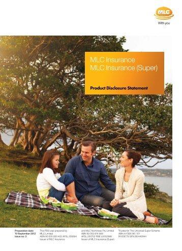 MLC Insurance MLC Insurance (Super) - Super Search