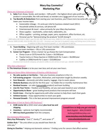 marketing case study mary kay Mary kay case study mary kay ash case study it is a sight that usually commands this type of direct selling is called a network marketing.