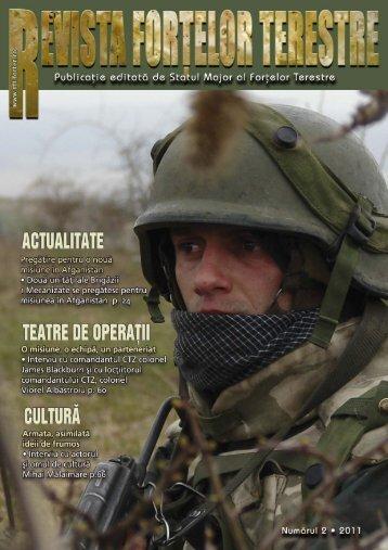 "Divizia 1 Infanterie ""Dacica"" - Revista Forţelor Terestre - Forţele ..."