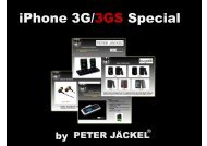 iPhone 3G/3GS Special - Peter Jäckel