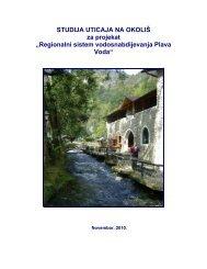 Studija o procjeni utjecaja na okoliš - Federalno ministarstvo okoliša ...