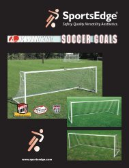 KWIKGOAL Soccer Goals - SportsEdge