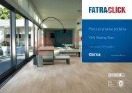 Infolist FatraClick kolekce 2012-2013