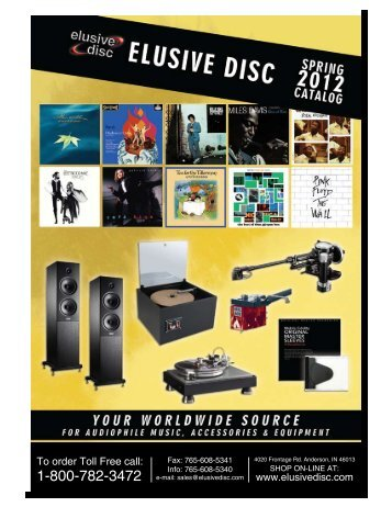66-72 - Elusive Disc