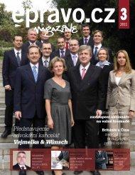 Představujeme advokátní kancelář Vejmelka & Wünsch