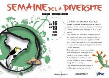 Le Centre Diversité et Réussite, le Premier Cycle, la Filière ...